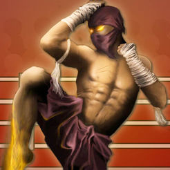 热血街霸 - 经典拳皇格斗街机游戏