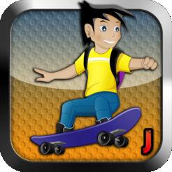 Jumpy Skater -