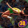 High Jump Contest Athletics