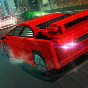 矿汽车-盒子车赛车游戏为孩子们我的世界免费