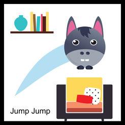 跳跳跳——无尽的街机跳线