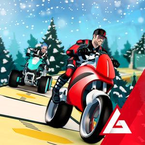 Gravity Rider: 摩托车赛车游戏 - 摩托车比赛