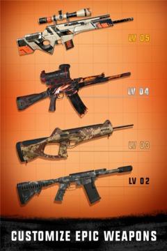 Sniper 3D Assassin:免费游戏手机安卓版下载