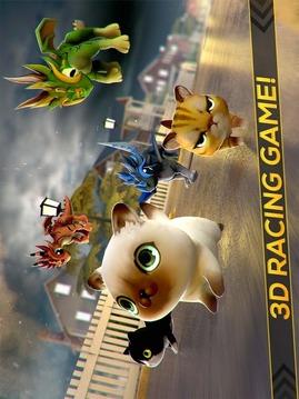 小猫 与 龙 赛跑手机安卓版下载_小猫 与 龙 赛跑游戏最新安卓版免费下载