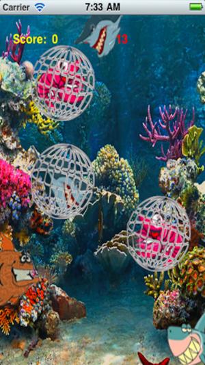 疯狂的捕鱼:深海冒险免费