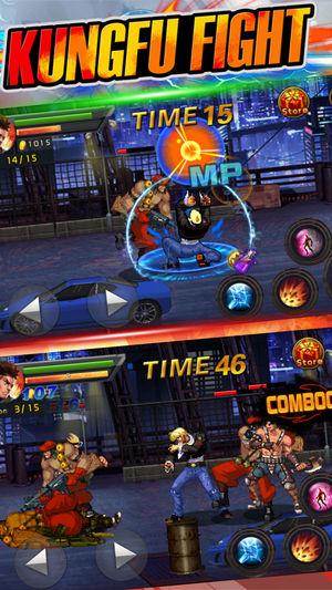 拳皇热血街霸-街机拳王动作格斗游戏下载