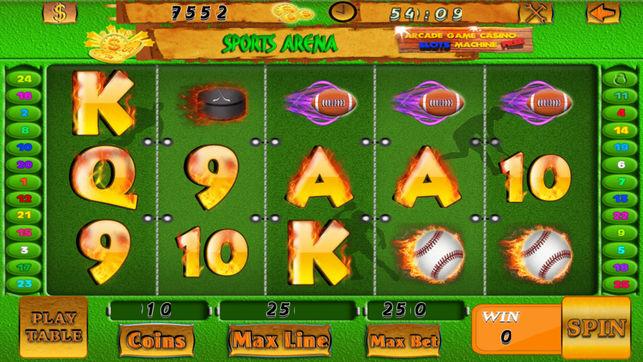 街机游戏赌场老虎机免费下载