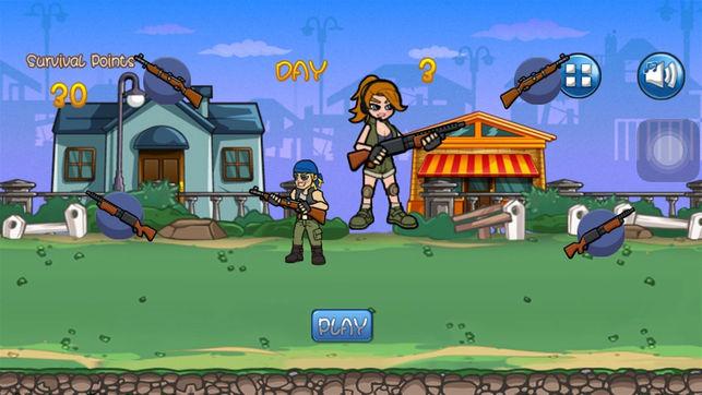 移动僵尸 - 街机极限游戏下载