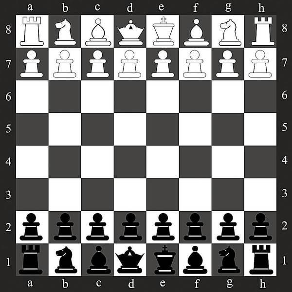 网络棋牌游戏国际象棋教学,从入门到精通!