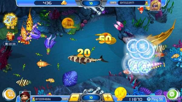 捕鱼游戏选择哪种炮台好打,小编建议采用以下四种!