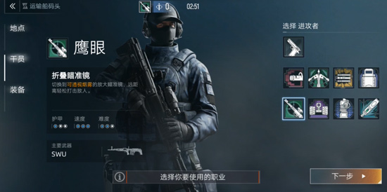 Area F2鷹眼