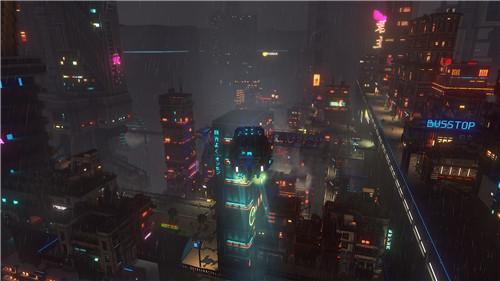 《雲端朋克》宣佈還將登陸PS4/Xbox One和Switch
