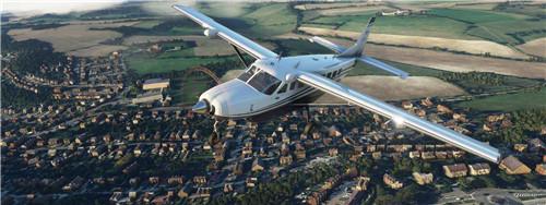 《微軟飛行模擬》新截圖 視覺效果驚人次世代感十足截圖