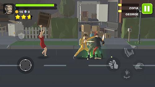愤怒之城破解版游戏