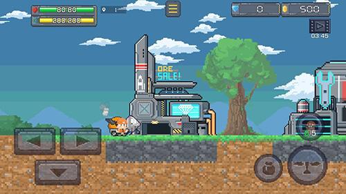 熔岩矿车游戏